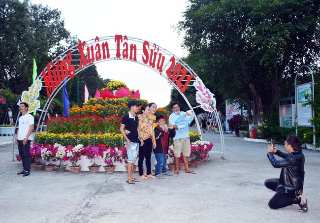 ĐBSCL: Khách nội tỉnh chiếm đa số trong dịp Tết Nguyên đán Tân Sửu  - Ảnh 2.