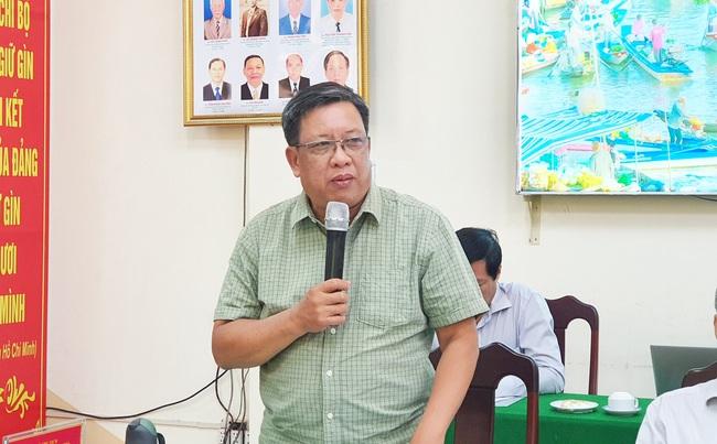 Phó Cục trưởng Cục Trồng trọt Lê Thanh Tùng: Lúa Đông Xuân ở miền Tây cơ bản đã vượt qua hạn mặn  - Ảnh 1.
