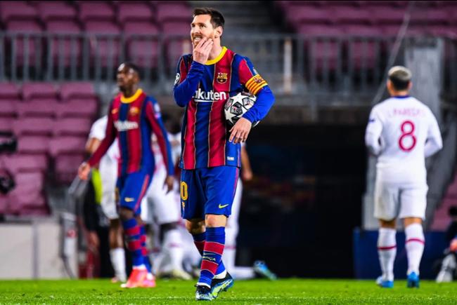 Man City là điểm đến tiềm năng nhất của Messi.