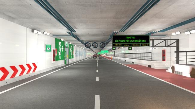 Bất ngờ với đề xuất xây dựng hầm chống ngập kết hợp cao tốc ngầm dọc sông Tô Lịch - Ảnh 4.