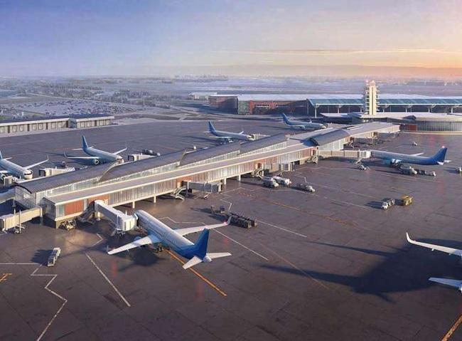 Bình Phước sẽ xây dựng sân bay quy mô 500ha - Ảnh 1.