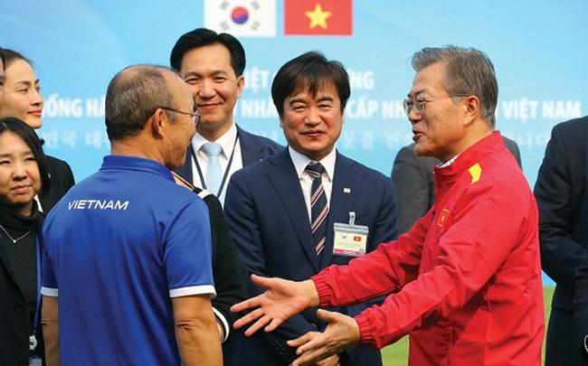 HLV Park đang được LĐBĐ Hàn Quốc săn đón.