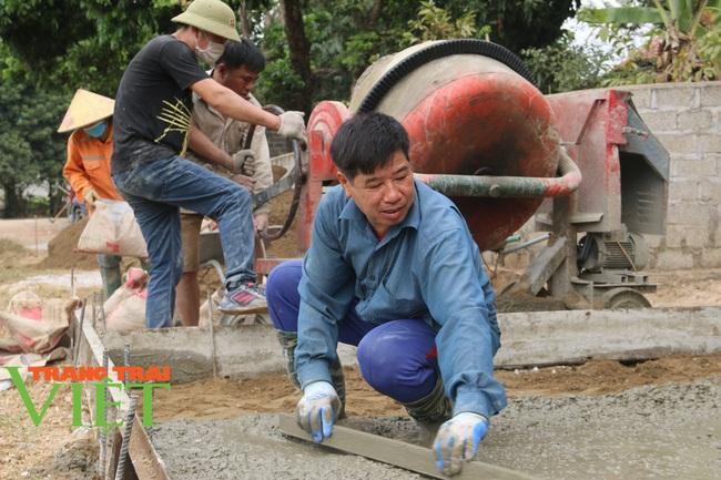 Mai Châu xây dựng nông thôn mới, đô thị văn minh - Ảnh 6.