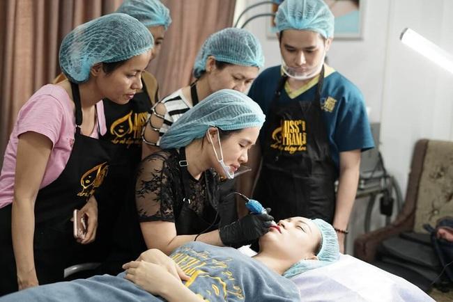 Dịch bệnh Covid -19 là cơ hội để nhiều chị em đi làm đẹp