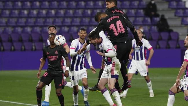 Real Madrid hạ Valladolid, HLV Zidane hết lời ca ngợi 1 người - Ảnh 1.