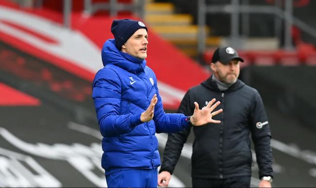 Tuchel chỉ trích hàng loạt cầu thủ Chelsea.
