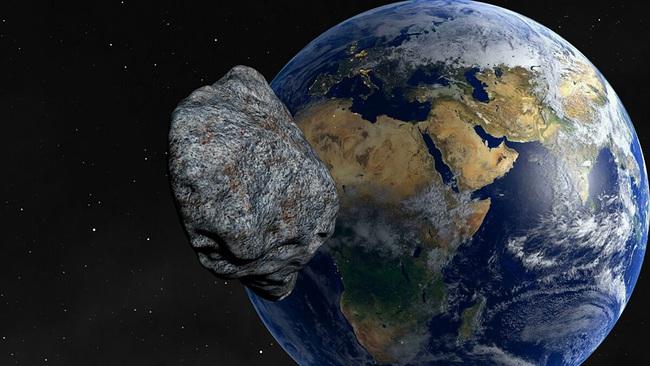 NASA cảnh báo về tiểu hành tinh khổng lồ đang lao nhanh về phía Trái đất - Ảnh 1.