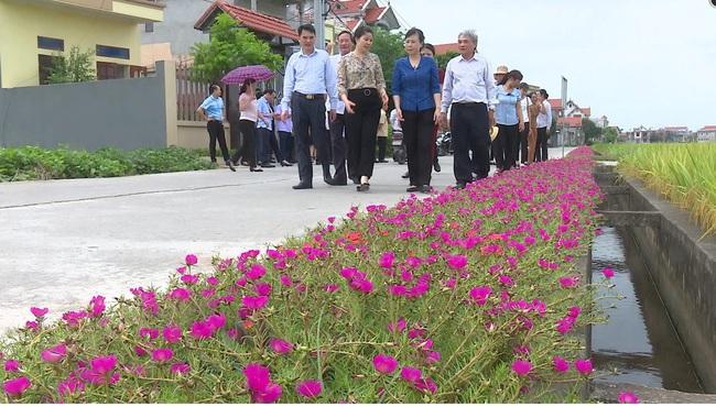 """Bắc Ninh đề xuất """"treo thưởng"""" 1 tỷ đồng cho xã đạt chuẩn NTM kiểu mẫu - Ảnh 1."""