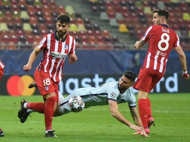 Atletico Madrid gục ngã trước Chelsea, HLV Simeone vẫn nói cứng - Ảnh 1.