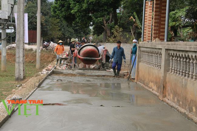 Mai Châu: Phát huy vai trò của đảng viên trong xây dựng nông thôn mới - Ảnh 6.