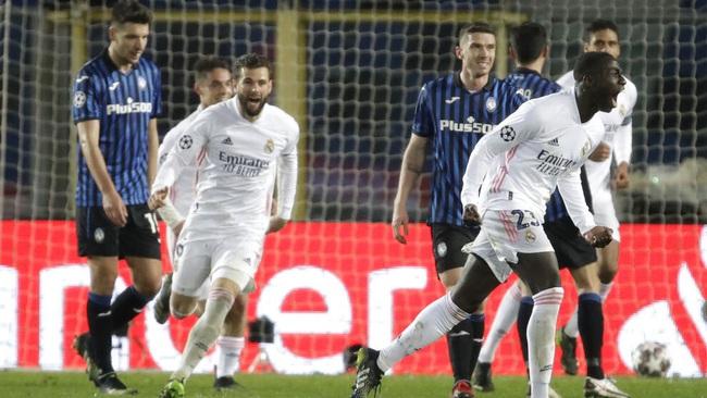 Real Madrid hạ Atalanta, HLV Zidane hài lòng nhất điều gì? - Ảnh 1.