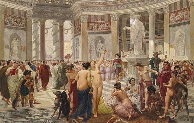 """Kinh ngạc quan niệm """"chuyện yêu"""" và bí thuật phòng the của người cổ đại - Ảnh 8."""