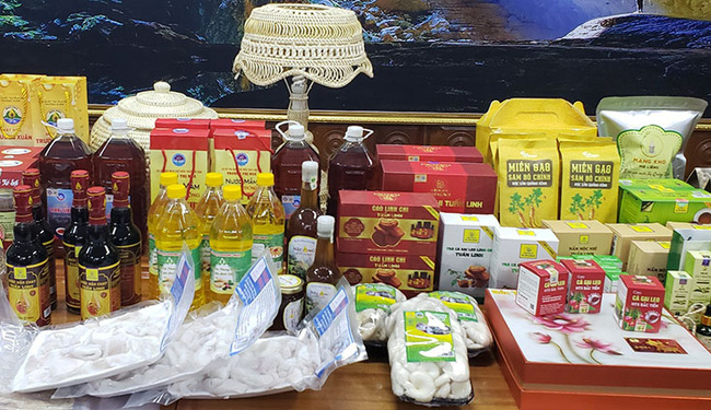 Quảng Bình: Công nhận 33 sản phẩm OCOP cấp tỉnh - Ảnh 1.