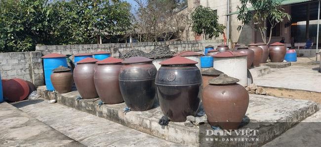 CLIP: Thăm làng nước mắm Hà Tĩnh thơm từ nhà ra ngõ - Ảnh 4.