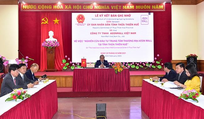Aeon Mall Việt Nam đầu tư dự án trung tâm thương mại 150 triệu đô la Mỹ tại Huế  - Ảnh 1.