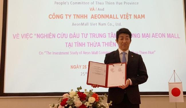 Aeon Mall Việt Nam đầu tư dự án trung tâm thương mại 150 triệu đô la Mỹ tại Huế  - Ảnh 2.
