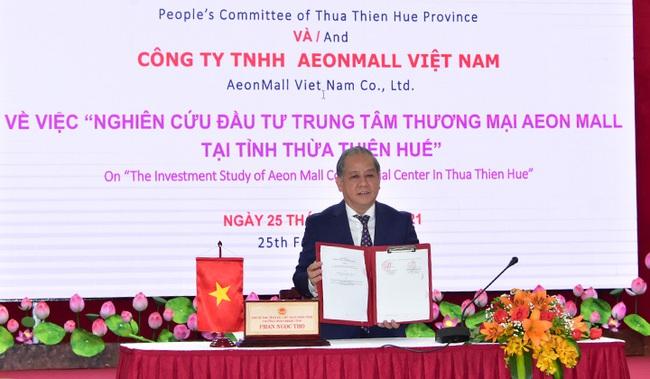 Aeon Mall Việt Nam đầu tư dự án trung tâm thương mại 150 triệu đô la Mỹ tại Huế  - Ảnh 3.