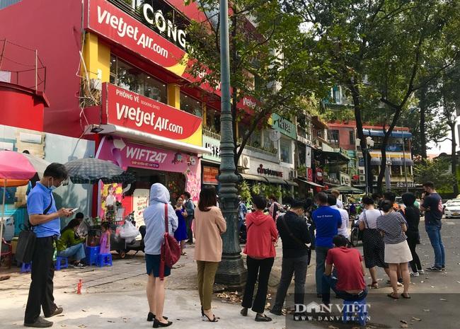 Giá vé bay Vietnam Airlines, Vietjet, Bamboo Airways giảm sốc sau Tết, vì sao khách vẫn không ham? - Ảnh 3.
