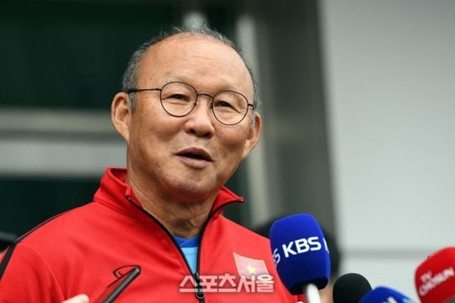 HLV Park đã từ chối Hàn Quốc.