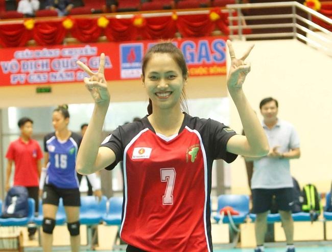 Đào Thị Nhung 1m82: Từ chối sàn catwalk, nuôi giấc mơ bóng chuyền - Ảnh 7.