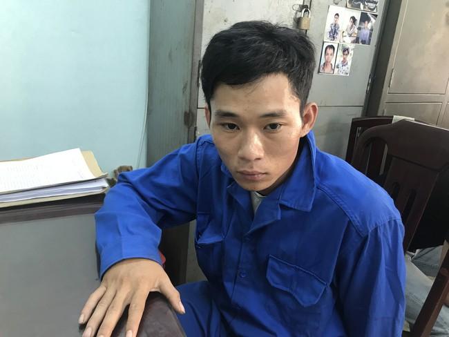 Thanh niên 27 tuổi bịt miệng, đánh phụ nữ cướp tài sản lúc rạng sáng ở Vũng Tàu - Ảnh 1.