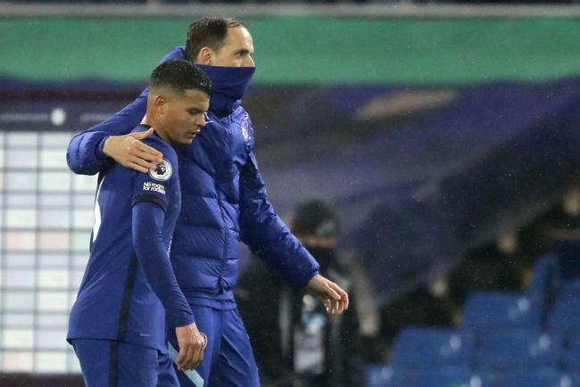 Silva và Tuchel tái hợp.