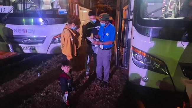 TP.HCM đưa hàng nghìn công nhân nghèo về quê đón tết Tân Sửu - Ảnh 7.