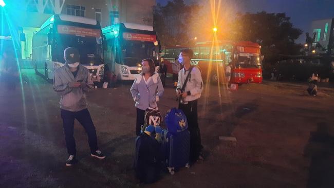 TP.HCM đưa hàng nghìn công nhân nghèo về quê đón tết Tân Sửu - Ảnh 6.