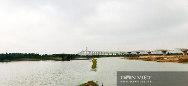 Những hình ảnh ngày đầu tiên phương tiện lưu thông qua cầu Của Hội nghìn tỷ - Ảnh 13.