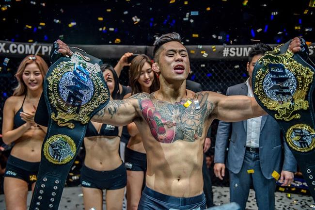 """""""Quái vật"""" MMA Martin Nguyễn giải quyết nỗi buồn bằng cách nào? - Ảnh 1."""