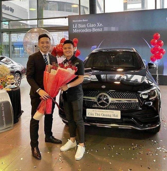 Cầu thủ Việt Nam mua siêu xe: 4 người cộng lại mới bằng Bùi Tiến Dũng - Ảnh 2.