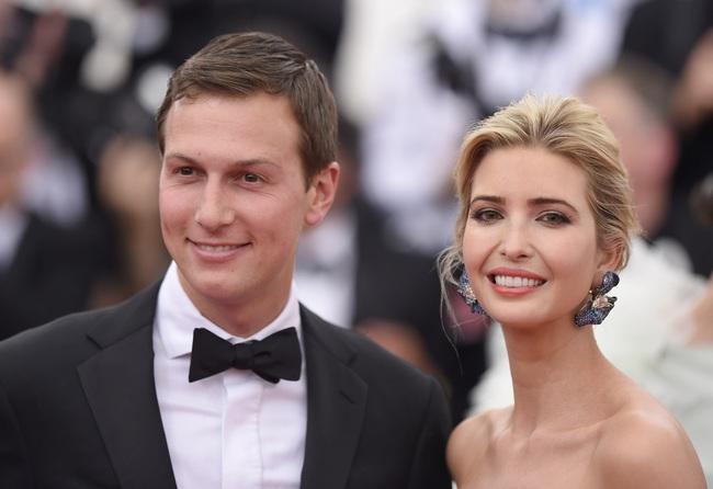 Lộ số tiền kếch xù Ivanka-ái nữ nhà Trump kiếm được thời ở Nhà Trắng - Ảnh 1.