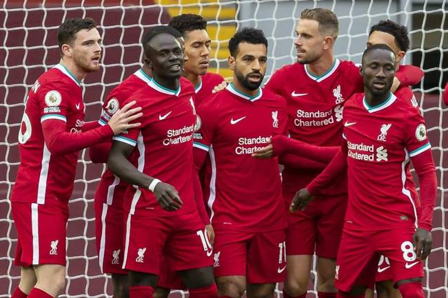 Liverpool chỉ còn kém đại kình địch ở Merseyside.