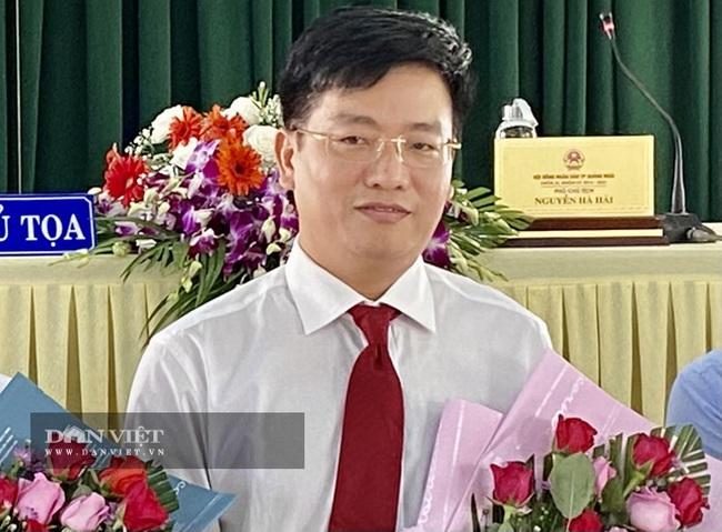 """Quảng Ngãi: Tân Giám đốc Ban quản lý dự án """"ngàn tỷ"""" là ai?  - Ảnh 1."""