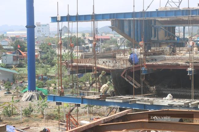 Những hình ảnh đầu tiên về cao tốc Cao Bồ-Mai Sơn 1.600 tỉ đồng sắp thông xe - Ảnh 6.