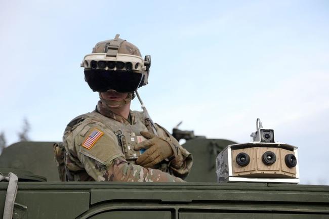"""'Siêu kính bảo hộ"""" của bộ binh Mỹ khiến giới quân sự các nước khiếp đảm khi nhìn xuyên xe bọc thép  - Ảnh 5."""