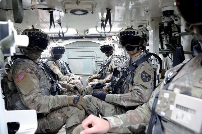 """'Siêu kính bảo hộ"""" của bộ binh Mỹ khiến giới quân sự các nước khiếp đảm khi nhìn xuyên xe bọc thép  - Ảnh 3."""