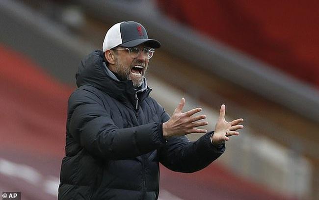Klopp hài lòng về màn trình diễn ở Champions League.