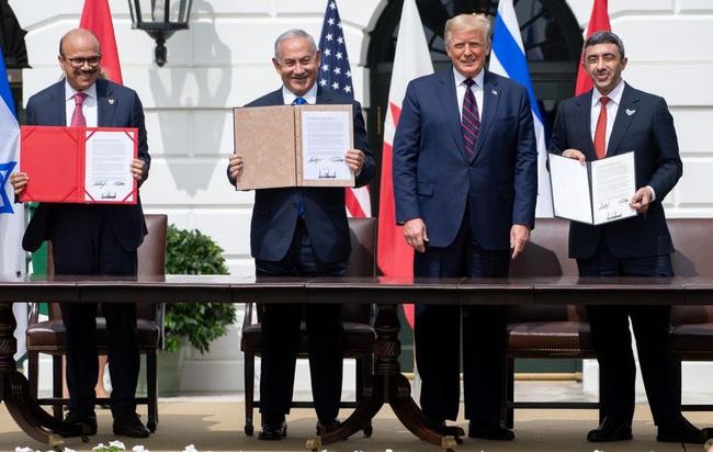 """""""Đòn chí mạng"""" cuối cùng Joe Biden cho Donald Trump khi ngăn chặn thành công gói vũ khí trị giá 23 tỷ đôla với UAE - Ảnh 1."""
