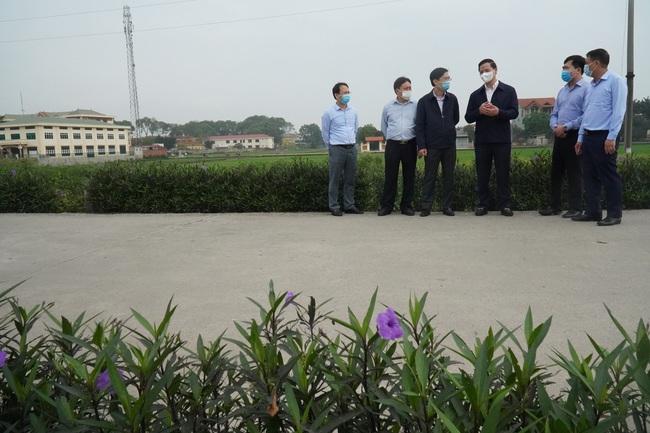 """Bắc Ninh: Xây dựng nông thôn mới nâng cao """"không châm trước"""" tiêu chí về môi trường - Ảnh 3."""