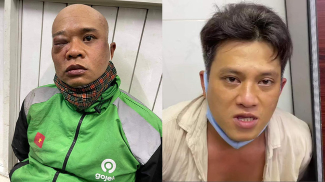 Trinh sát hình sự truy đuổi nổ súng bắt 2 kẻ trộm như phim hành động ở TPHCM - Ảnh 1.