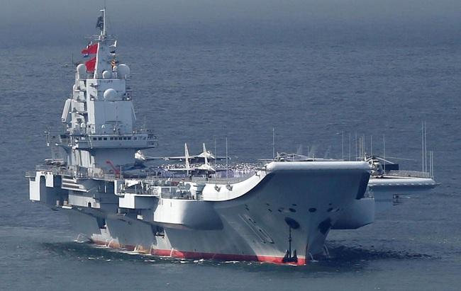 Trên tàu sân bay của Trung Quốc có vũ khí gì đáng gờm? - Ảnh 2.