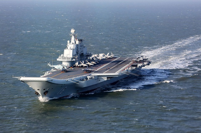 Trên tàu sân bay của Trung Quốc có vũ khí gì đáng gờm? - Ảnh 3.