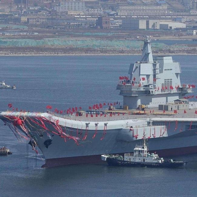 Trên tàu sân bay của Trung Quốc có vũ khí gì đáng gờm? - Ảnh 7.