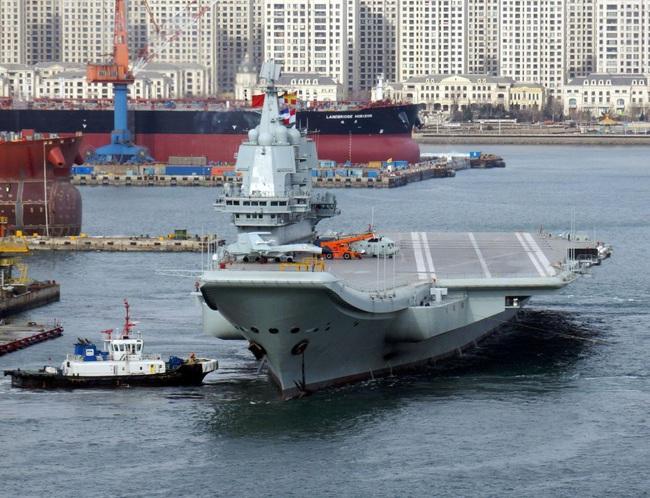 Trên tàu sân bay của Trung Quốc có vũ khí gì đáng gờm? - Ảnh 8.
