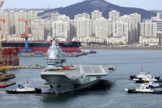 Trên tàu sân bay của Trung Quốc có vũ khí gì đáng gờm? - Ảnh 9.