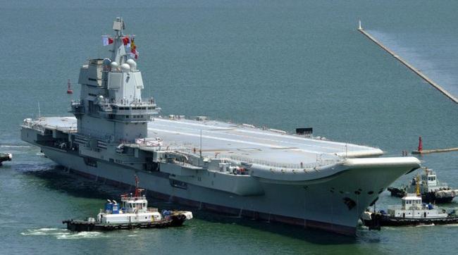 Trên tàu sân bay của Trung Quốc có vũ khí gì đáng gờm? - Ảnh 10.