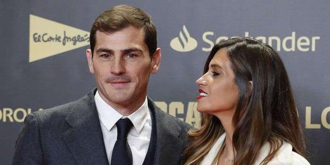 Sốc: Casillas sống ly thân với vợ, nguy cơ bị chia đôi tài sản - Ảnh 1.