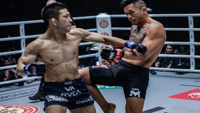 7 võ sĩ có dòng máu Việt Nam tại ONE Championship: Nguyễn Trần Duy Nhất chưa phải số 1 - Ảnh 1.