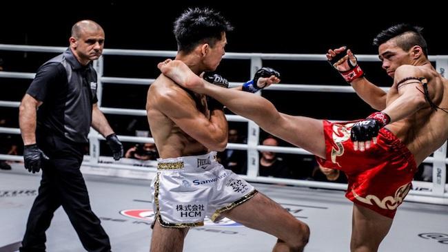 7 võ sĩ có dòng máu Việt Nam tại ONE Championship: Nguyễn Trần Duy Nhất chưa phải số 1 - Ảnh 4.